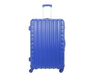 Valise rigide WESTMINTER abs, bleu - 61L