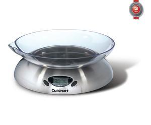 Balance de cuisine acier inoxydable et brossé, argenté - L26