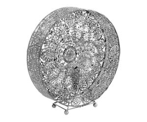 Lampe MAURE fer, bronze - H38