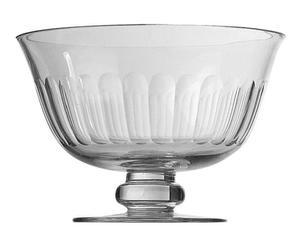 Coupe à glace HAMBOURG verre, transparent - Ø27