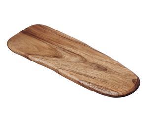 Planche à pain bois d\'acacia, naturel - 46*15