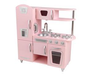 Cuisine pour enfants, rose - L84