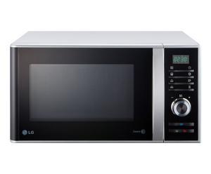 Micro-ondes RENAISSANCE, noir et silver - 28L