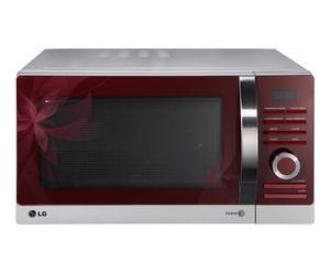 Micro-ondes grill RENAISSANCE, spring design-rouge - 28L