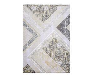 Tapis LUCIDA acrylique et polyester, multicolore - 80*150