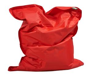 Pouf JUNIORit nylon, rouge - L135