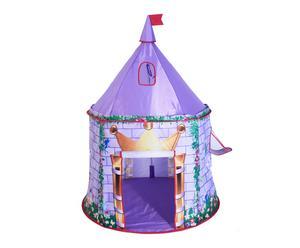 Tente de princesse FAIRYTALE, polyester et plastique - violet
