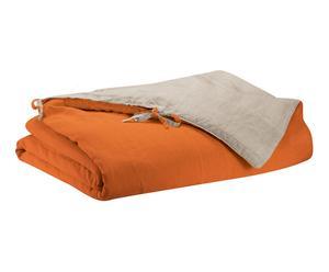 Housse de couette ZEPHYR, orange - 140*200