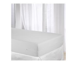 Housse de matelas IMPERMÉABLE ANTI-ACCARIENS, blanc - 90*190