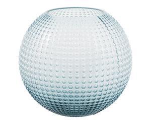 Vase FLORA, bleu - Ø25
