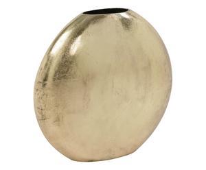 Vase, doré - H53