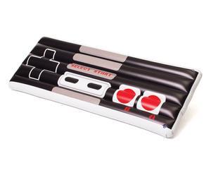 Bouée RETRO GAME, noir et rouge - L150