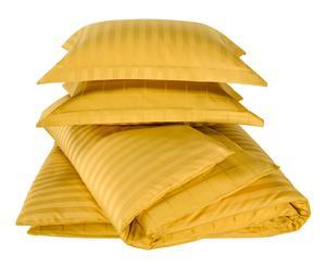 Parure de lit ZYGO, jaune - 200*220