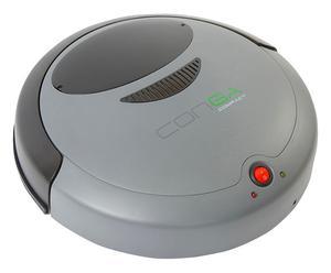 Robot aspirateur CONGA COMPACT, gris - Ø33