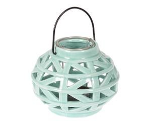 Lanterne, vert d\'eau - Ø14