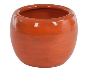 Cache-pot, orange - Ø35