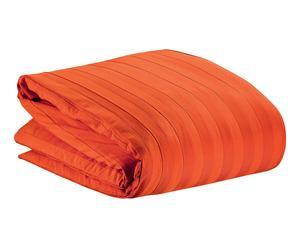 Housse de couette BERNIE, orange, 240 x 260 cm