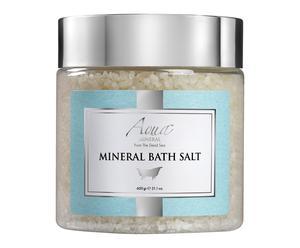 Pot de sels de bain MINERAL - Contenance 600gr