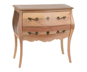 Commode GIBIER, marron - L80