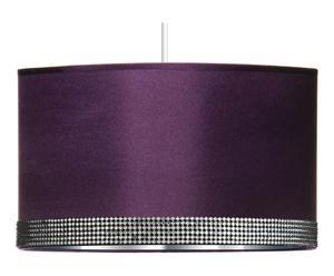Abat-jour, violet - Ø36