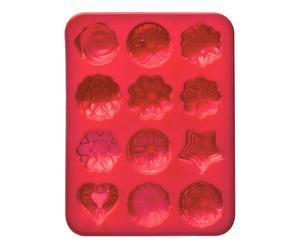 Moule à gâteaux, rose - L22