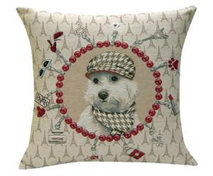 Coussin Paris Dog - 50*50