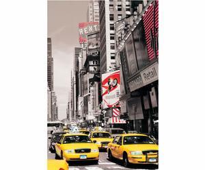 Affiche sur bois Times Square - 115*175