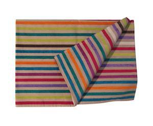 Couverture coton, multicolore - 100*140