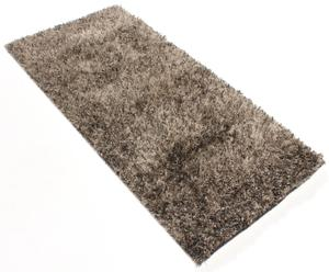 Tapis Shaggy Night Garden, antracite - 70*140