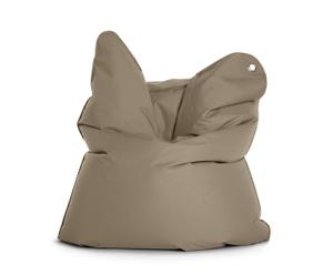 Pouf polyester, beige - 130*190