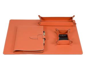 Ensemble de bureau, Orange