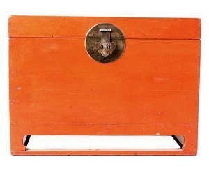 Malle épicéa, Orange - L70