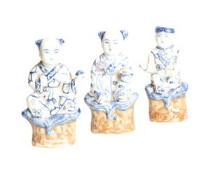 Figurines, Porcelaine - H14