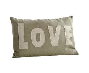 Coussin Love, Coton – 40*60