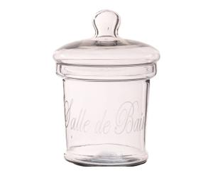 Pot Verre, Transparent - H21