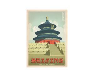 Affiche Beijing - 42*60