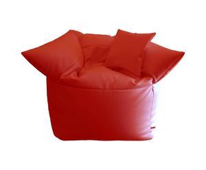 Pouf, Rouge - L85