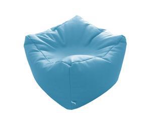 Pouf, Bleu celeste - L45