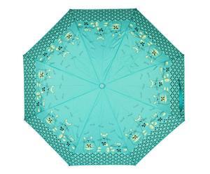 Parapluie, Bleu turquoise - Ø97