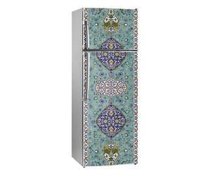 Sticker pour réfrigérateur Elegance, Vinyle adhésif - 70*185