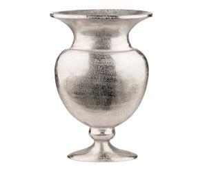 vase Métal, Argenté - H39
