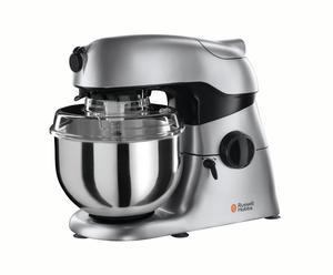 robot da cucina in acciaio e alluminio - 800 w