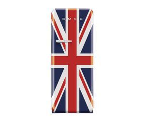 Réfrigérateur – Congélateur UK, inox – H151