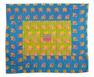 Couverture TIGER I Coton, Multicolore - 260*220