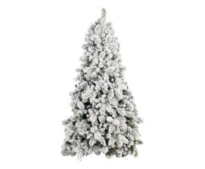 Sapin artificiel SNOW, blanc - H180