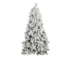 Sapin artificiel SNOW, blanc - H180