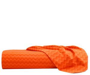 Housse de couette PAT coton, orange - 200*140