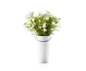 Vase avec hanse, porcelaine - H21