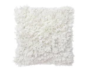 Coussin ROMARO coton et polyester, ivoire - 45*45