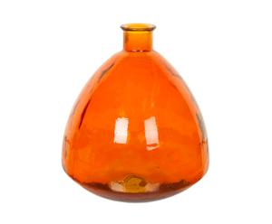 VASE MINDI VERRE, ORANGE - H44